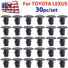 For Toyota Lexus Splash Shield Clips Fender Liner Apron Retainer 9046710186 30Pc