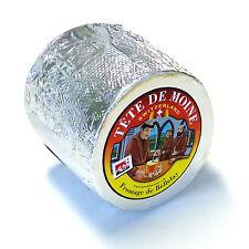 Tete de Moine Fromage tête 850g ganzer Miche pour Girolle Coupe-fromage