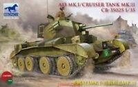 Bronco CB35025 1/35  British A13 MK.I Cruiser Tank MK.III