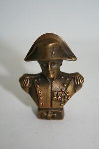 petit buste Napoléon, en régule, 60gr