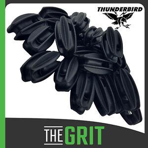Thunderbird 100-pack Large End Strain Insulators - EF-16