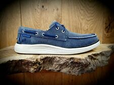 SKECHERS // Lorano // Mens Navy Deck Boat Shoes // NEW!!!
