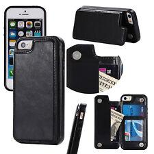 Telefono Custodia per Samsung A21S Flip in Pelle Portafoglio Porta carte di credito Antiurto Cover