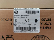 New Factory Sealed 1764-LRP 1764LRP SER C MicroLogix 1500 Processor PLC