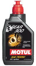MOTUL GEAR 300 75W-90 OLIO TRASMISSIONI DIFFERENZIALE AUTO MOTO COMPETIZIONE1 L