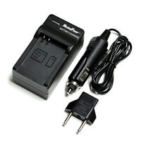 Camera Battery Charger For FUJI NP-150 FujiFilm Finepix S5 Pro Wall + Car + USB