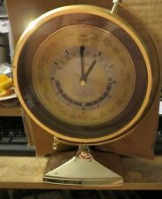 Vintage CITIZEN World Time shelf mantel Desk Clock