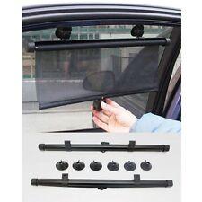 2X Universal Sun Shade Sock Rear Side Curtain Car Window Sox Baby Kid Protection