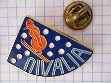 PINS RARE BARCELONA NORDIC SKI SHOW THE NIVALIA OUTDOOR SPORTS D'HIVER m1