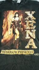 More details for xena warrior princess t-shirt size large