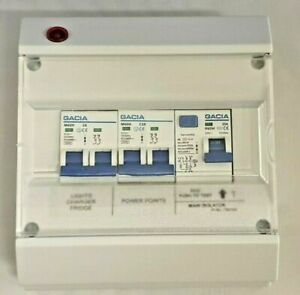 Powerpart PO104 Consumer Unit