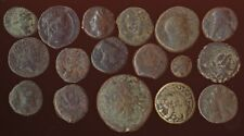 17 Ancient Greek Coins (Remarkable Lot > You Id) See The Pictures > No Reserve
