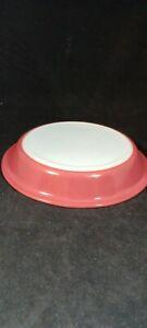 Vintage Pyrex 209 Pink Flamingo Pie Plate