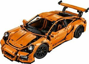 LEGO 42056 Technic Porsche 911 GT3 RS  - Complete - Pre-Owned
