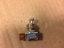 Vintage 1970s NOS AH Power Switch full-size for tube amplifier Guitar Amp qty av
