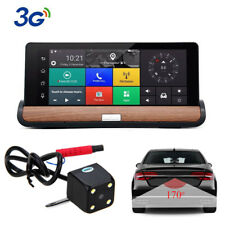 Foldable 4G Car DVR GPS Navigation Device LEN Wifi Bluetooth Video Recorder Came