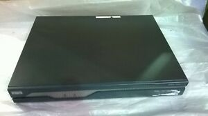 Cisco 1841 Router with 128MB DRAM & 32MB Flash CCNA CCNP CCIE #3