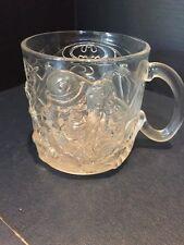 B30) Vintage Batman Forever: Riddler 1995 DC Comics McDonald's cup mug glass