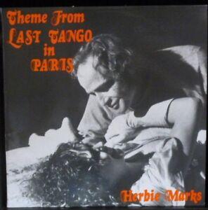 Herbie Marks - Last Tango In Paris - 1973 Aust. 1st Press - NEAR MINT Vinyl LP