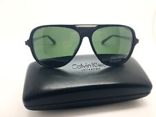 Calvin Klein Sunglasses For Men Polarized 7313SP Made in Italy Authentic + case