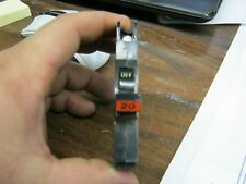 Fpe 20 Amp 1 Pole Stab-Lok Type ''Nc'&#039 ; or (Thin) Federal Pacific Breakers Nc120