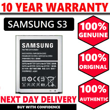 100% Original Genuine Official Battery For SAMSUNG GALAXY S3 GT-i9300 2100mAh