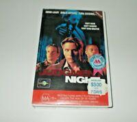 Judgement Night VHS Pal CIC Emilio Estevez Denis Leary