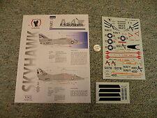 Eagle strike decals 1/48 48023 A-4 Skyhawks Part I  J44