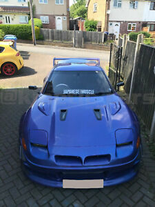 Skyline GTR Style Bonnet Vents universal fitting, focus, astra, vxr, ST