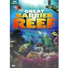 Great Barrier Reef DVD BBC Earth Nature Documentary Educational