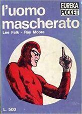 Eureka Pocket N.1 - Uomo Mascherato,Aa Vv  ,Corno,1968