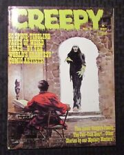 1965 Creepy Warren Horror Magazine #3 Vf- 7.5 Frank Frazetta Cover Dchac