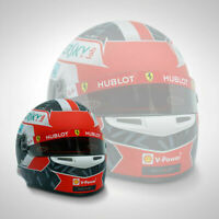 Scuderia Ferrari Charles Leclerc 2019 1:2 Scale Helmet *Free Shipping*