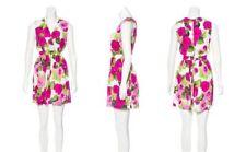 D&G (Dolce & Gabanna) Floral Silk dress