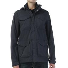 Woolrich John Rich & Bros. Men's Teton Stretch Mountain Jacket Blue Mens XL