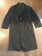 Men's Saks Fifth Avenue Loro Piana 100% Cashmere Coat – Black - Size 44R