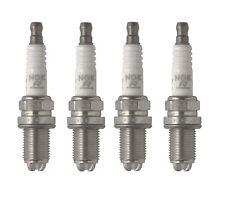 New Mini Cooper R50 R52 R53 R55 R56 L4 1.6L Set of 4 Spark Plugs NGK BKR6EQUP