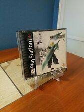 Final Fantasy VII 7 (PlayStation 1, 1997) Complete PS1