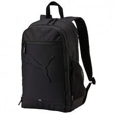 07e14178f2d0b Puma Buzz Backpack Rucksack Tasche Trainingstasche 073581 (black 01)