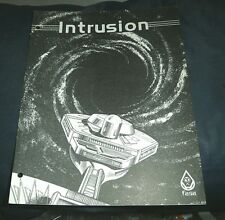 "Star Trek Role Playing Game   Adventure ""INTRUSION"" KLINGON  ~ FASA 1983"