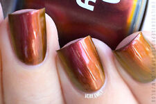 "Polish Me Silly ""Truth or Dare"" Multi-Color Shifting Polish Indie Nail Polish"