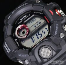 CASIO G-SHOCK MENS WATCH RANGEMAN GW-9400-1 FREE EXPRESS GW-9400-1DR MULTIBAND 6