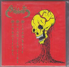 "SABBAT - sabbatical satanichrist slaughter BOX 3 singles 6"""