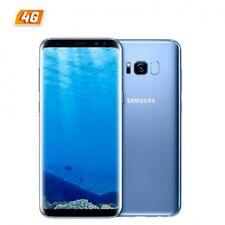 Teléfonos móviles libres azul 4 GB con 64 GB de almacenaje