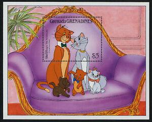 Grenada Grenadines 997 MNH Disney, The Aristocats