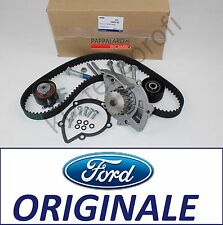 KIT DISTRIBUZIONE + POMPA ACQUA ORIGINALE FORD FOCUS C-MAX KUGA MONDEO 2.0 TDCi
