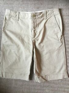Gap Boys Beige Cargo Shorts Size14