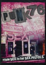 Punk '76 : From Sex to the Sex Pistols (DVD)