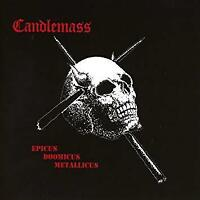 Candlemass - Epicus Doomicus Metallicus - Reissue (NEW CD)