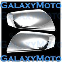 92-99 GMC Yukon+99-01 Cadillac Escalade Triple Chrome Mirror Cover Trim Overlay